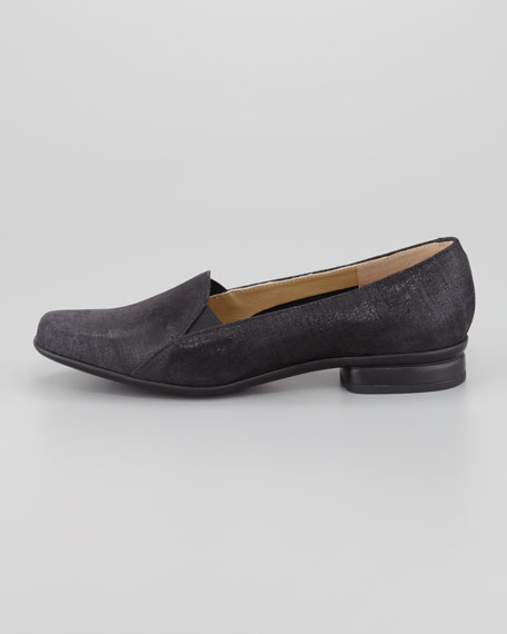 Ellen Slip-on Loafer, Black
