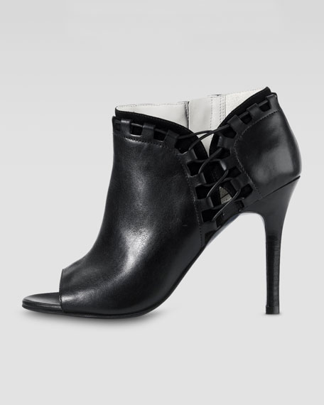 Baily Ankle Bootie, Black