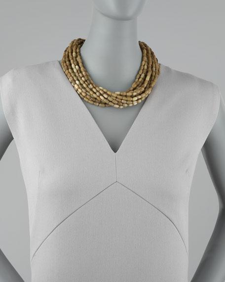 Mani Multi-Strand Necklace