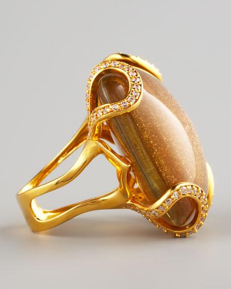 Quartz Dietrich Ring