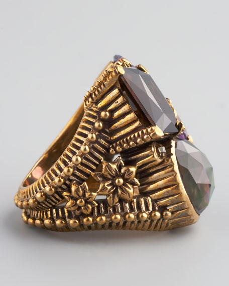 Multi-Stone Ring