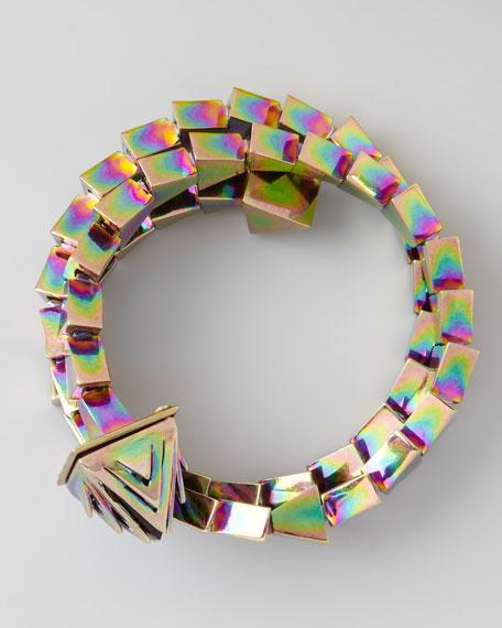 Eddie Borgo Serpentine Wrap Bracelet