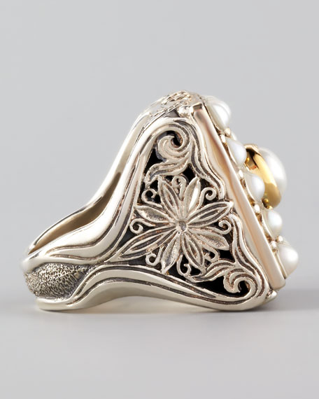 Kassandra Square Ring