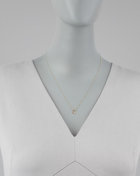 3 Wishes Lightning Bolt Necklace