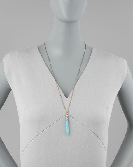 Oleda Spike Pendant Necklace