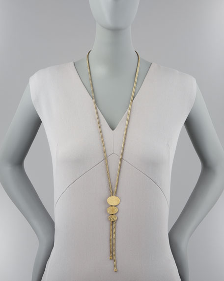 Rodeo Three-Tier Bolo Necklace