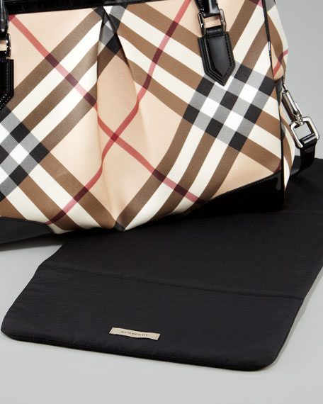 Madison Diaper Bag