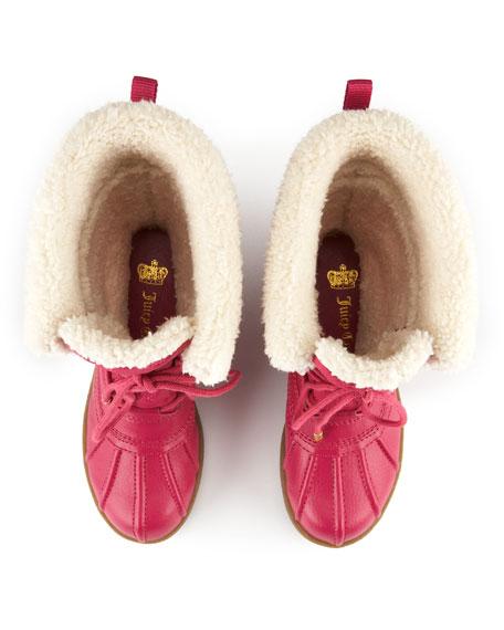 Girls' Snowstorm Boot, Pink