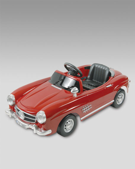 Mercedes-Benz 300SL Electric Car