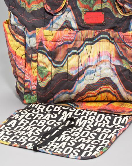 Eliza Rainbow Baby Bag