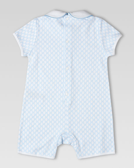 Mini GG-Print Shortsuit