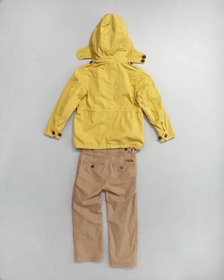 Mini Jacket, Sizes 2-6