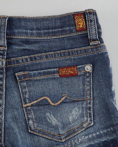 Cutoff Shorts, 2T-3T