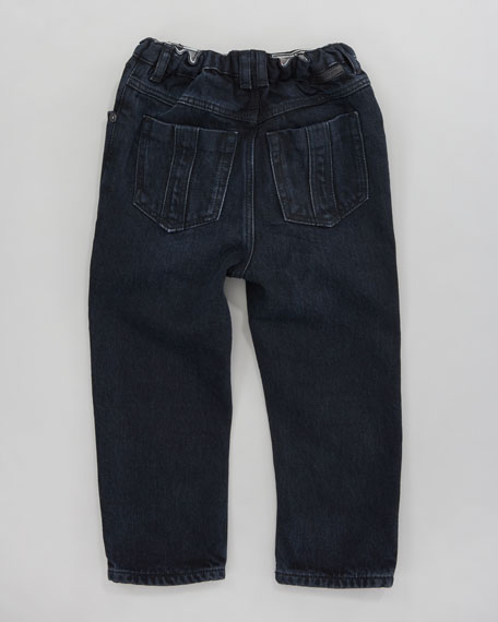 Dusty Denim Jeans