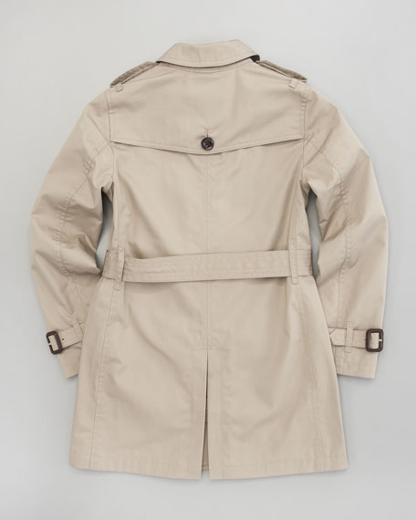 Mini Trenchcoat