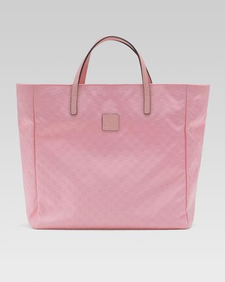 Micro Guccissima Tote Bag