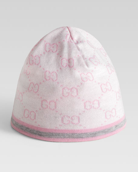 Kids' Wool GG Hat