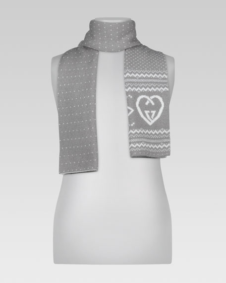 Reversible Nordic Scarf