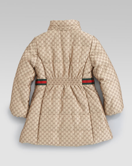GG Jacquard Quilted Jacket