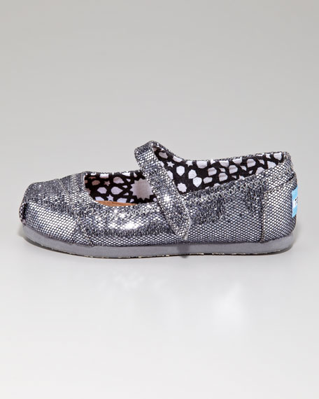 Glitter Mary Janes, Tiny
