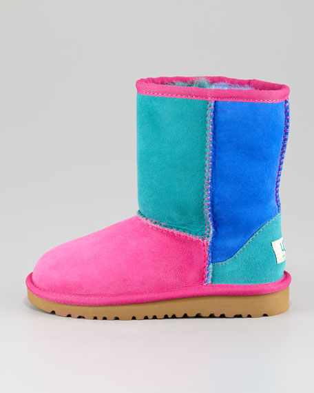 Classic Patchwork Boot