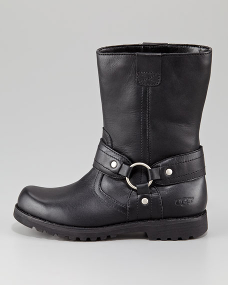 Kid Chandler Leather Boot
