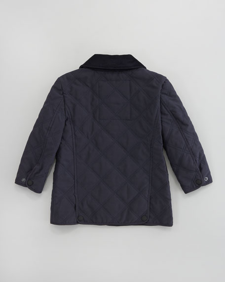 Classic Quilted Microfiber Jacket, Sizes 2-7T