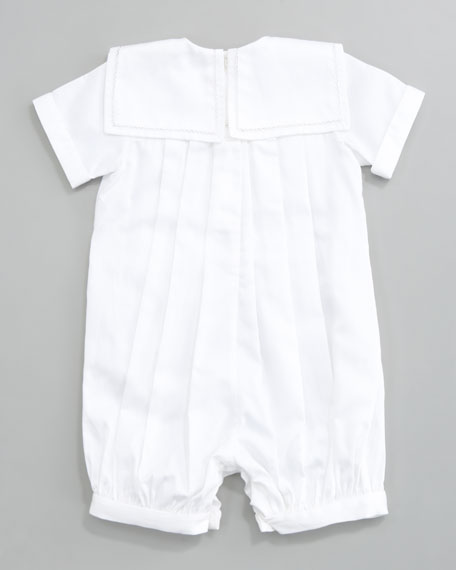 Carter Pleated Playsuit