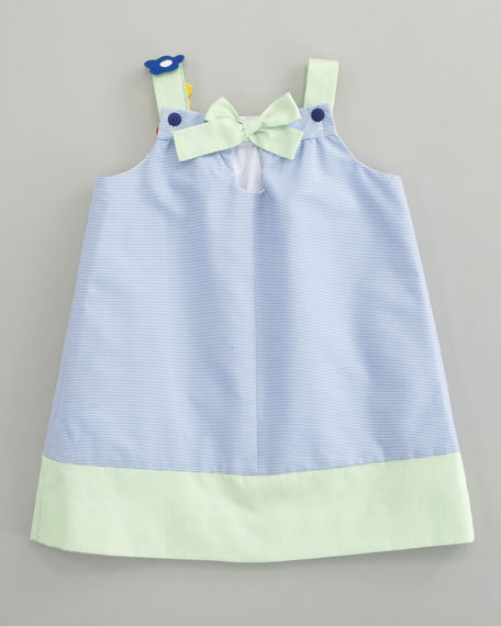 Spring Mix Dress, Sizes 4-6X