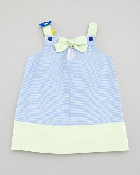 Spring Mix Dress, Sizes 2T-3T