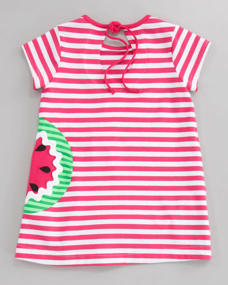 Watermelon Striped Tunic & Leggings Set, Sizes 2T-3T