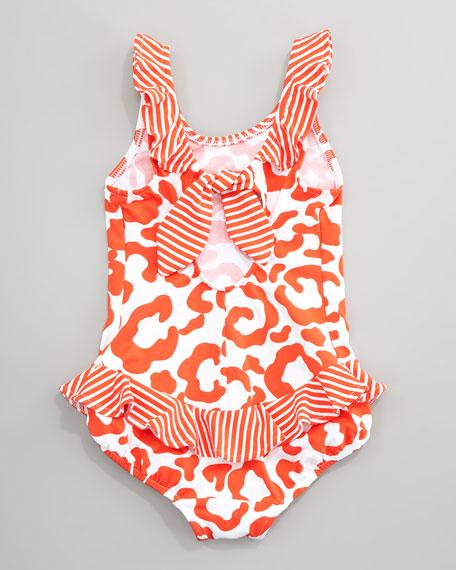 Show Your Spots Swimsuit, Sizes 4-6x