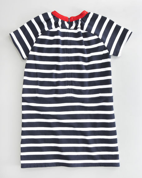 Striped Dress, Sizes 2-6