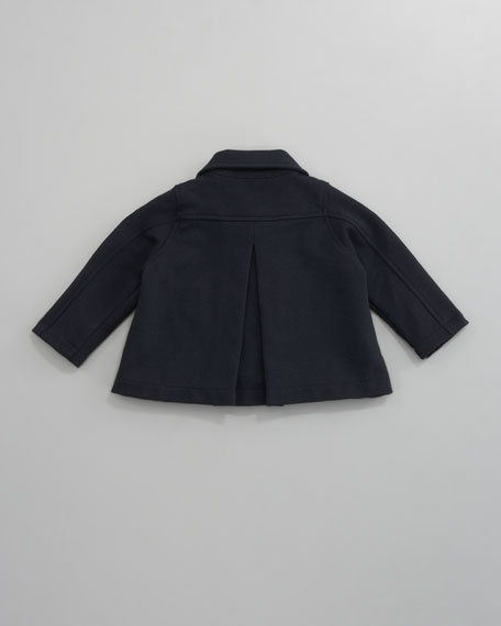 Knit Swing Jacket