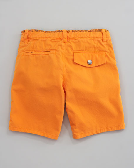 Dune Bermuda Shorts, Sizes 8-10