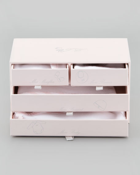 Trousseau Gift Kit, Rose Pale