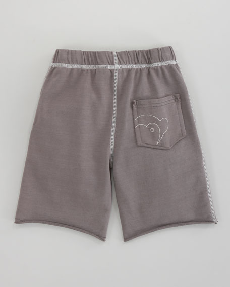 Camp Shorts, Vintage Black