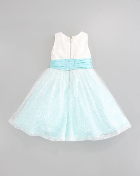 Sequin Sparkle Dress, Sizes 8-10