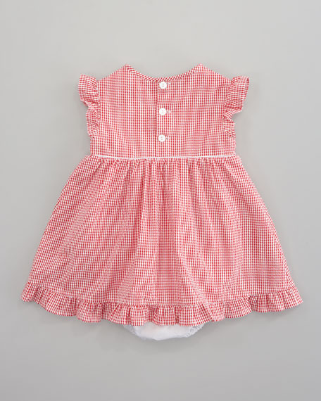 Gracie Gingham Dress