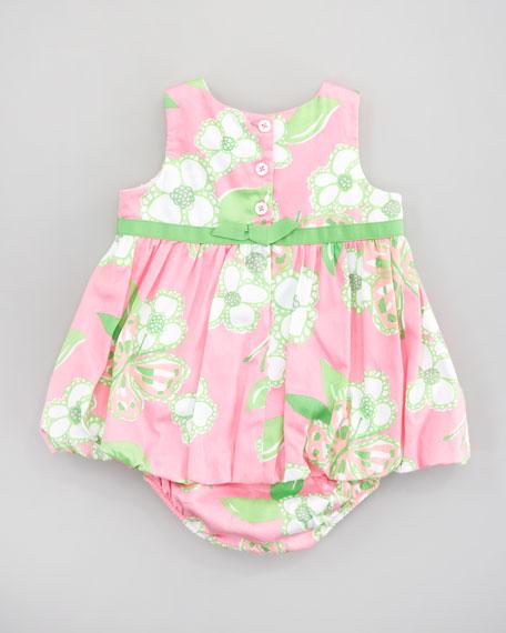 Pretty Pink Tootie Britta Dress