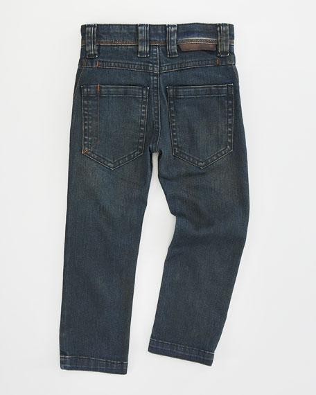 Colorblock Cardigan, Sizes 2-5