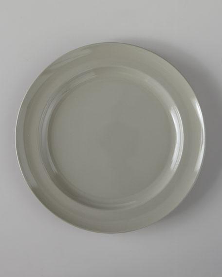Zinc Salad Plate