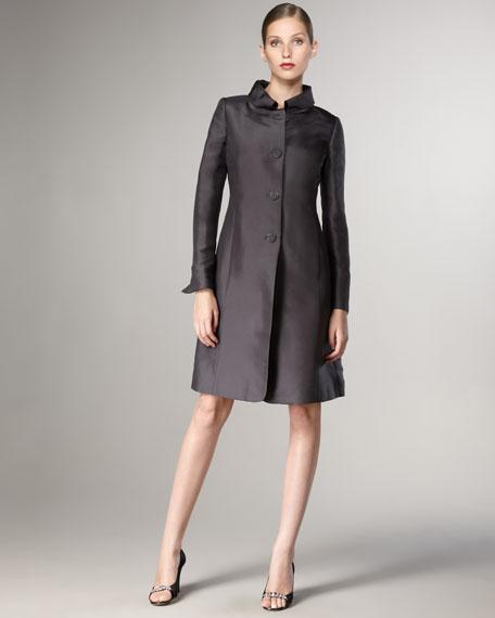 Silk Overcoat
