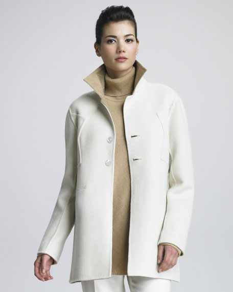 Double-Face Duster Jacket