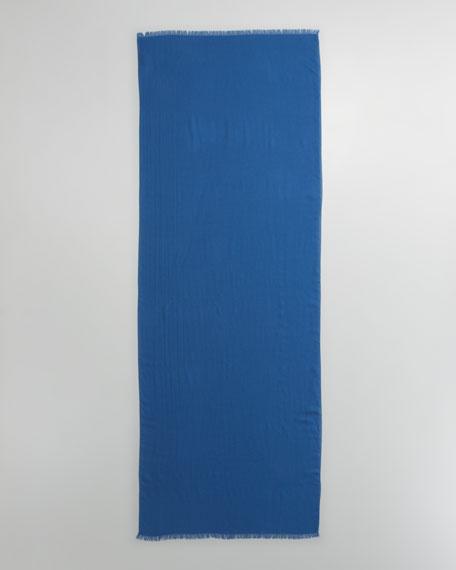 Leggera Unita Stole, Majolica Blue