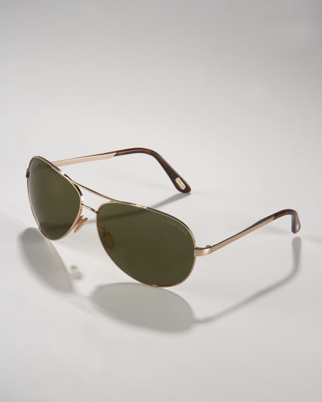 Charles Aviator Sunglasses