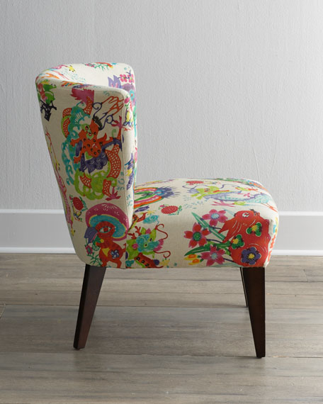 """Chinoiserie Dynasty"" Chair"
