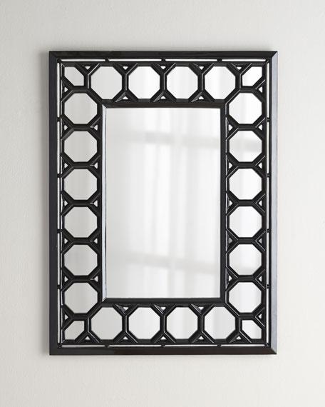 Octagon-Motif Mirror