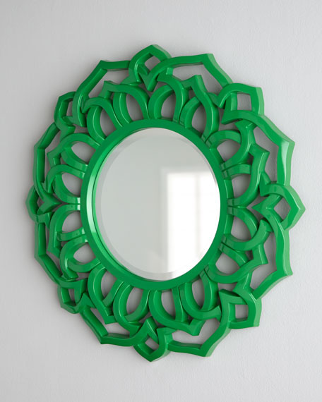 """Chinois"" Mirror"