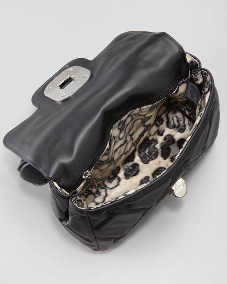 Matelasse Shoulder Bag